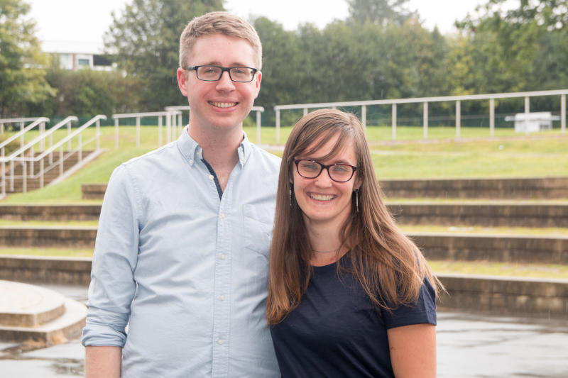 Helen and Tim Suffield Profile